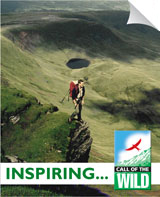 Plan the ideal stag night in wales with Call of the Wild Ltd