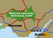 What's on in the Brecon Beacons in 2010