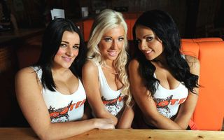 Hooters-cardiff