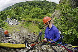 Activity weekends in Wales