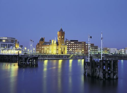 Great nightlife in cardiff Bay for hen parties