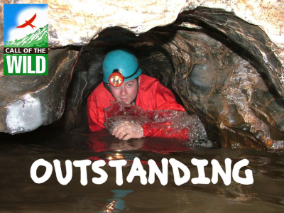 Caving with Adventure Britain