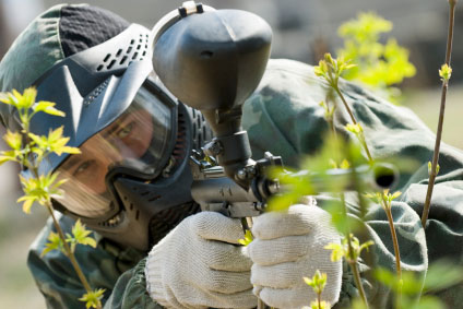 Paintball with Adventure Britain as a stag do activity
