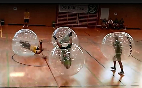 Bubble football1
