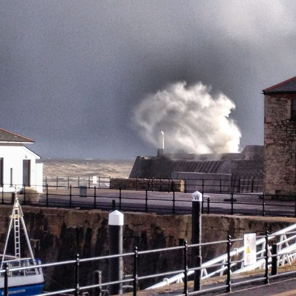 Wild Weather in Wales